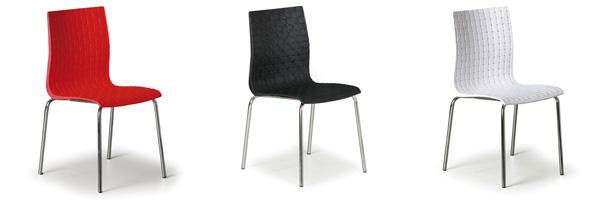 Židle Mezzo 3+1 zdarma