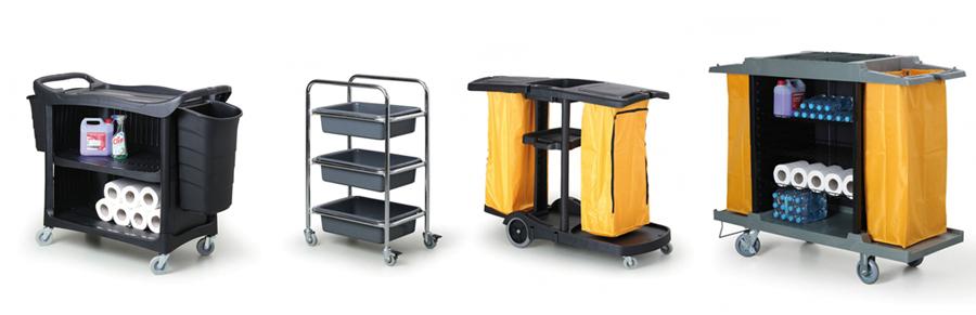 Servisní vozíky