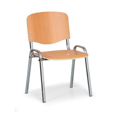 Dřevěná židle ISO