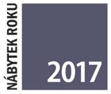 Nábytek roku 2017