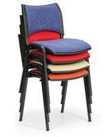 Stohovatelné konferenční židle