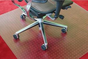 Podložky pod židli na koberce