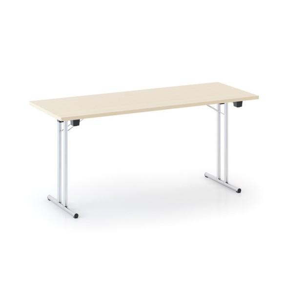 Skladací stôl FOLD, 1600 x 800 mm, buk