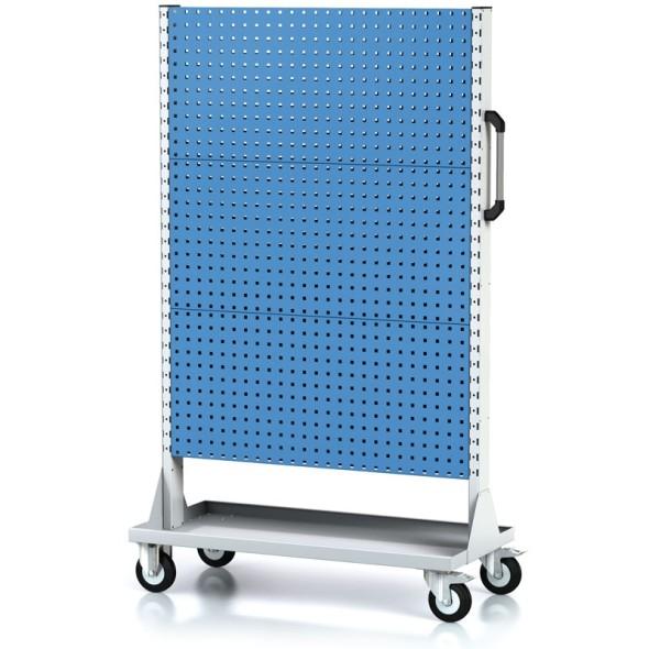 Mobilný stojan s panelmi na náradie, vysoký