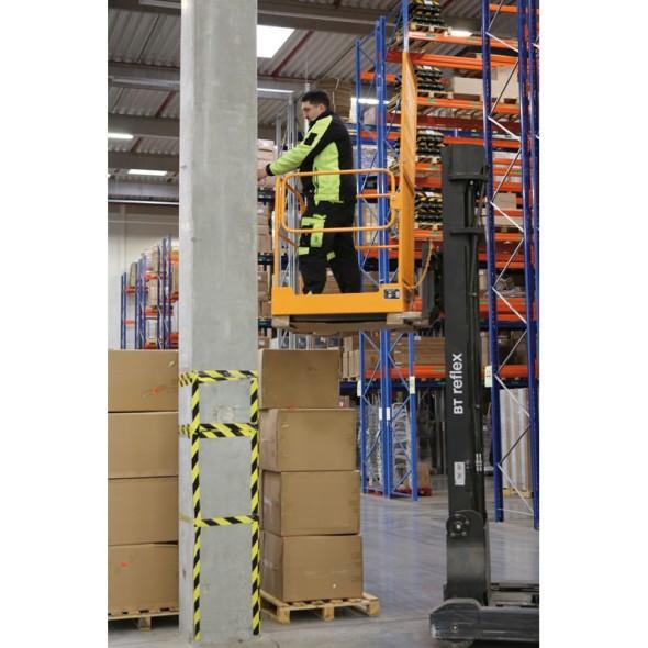 Pracovná plošina pre vysokozdvižný vozík