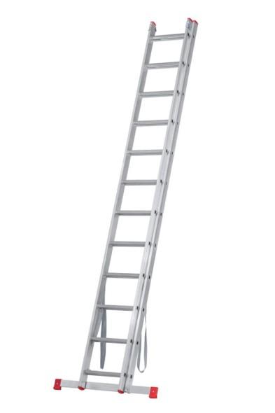 Dvojdielny rebrík 2x12