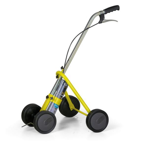 Značkovací vozík Soppec, štvorkolesový