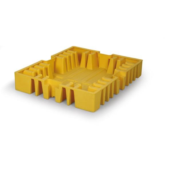 Záchytná nízkoprofilová vaňa pod IBC kontajner, 250 L