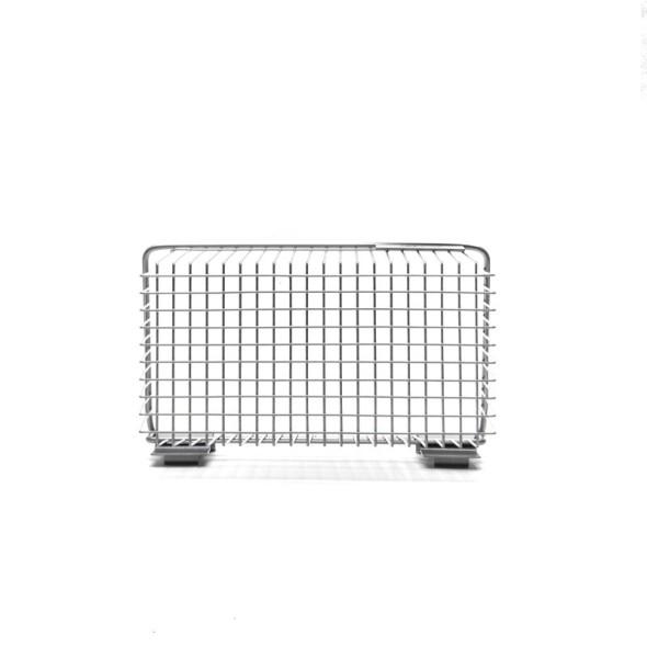 Drôtený závesný kôš VIDULA, 315 x 190 x 185 mm