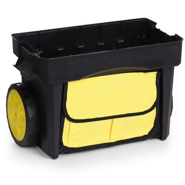 Pojazdný box na náradie - 47 x 28 x 63 mm
