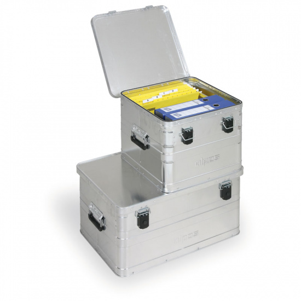 Hliníková skladovacia a transportná debna OFFICE BB72