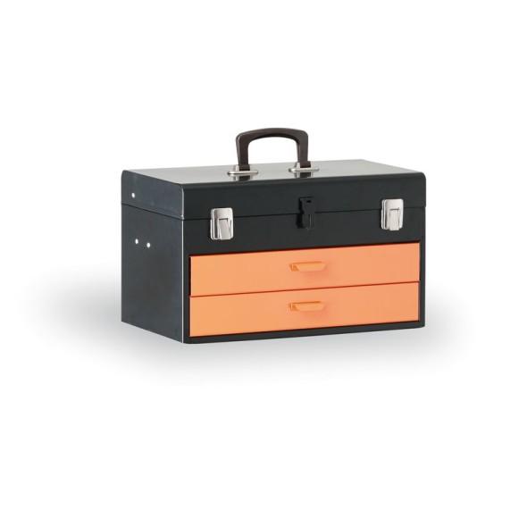 Kovový kufor na náradie