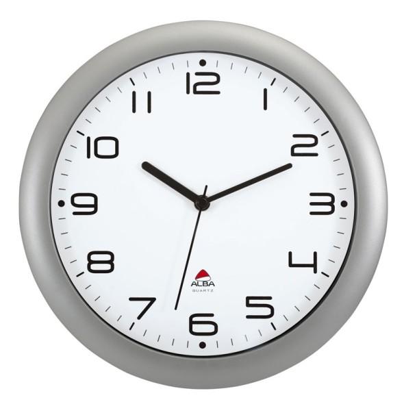 Nástenné hodiny metalické