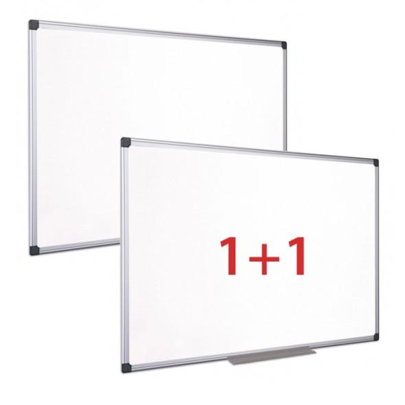 Biela popisovacia tabuľa 1+1 ZADARMO
