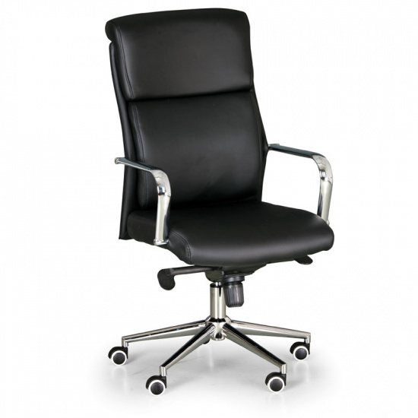 Kancelářská židle Viro, černá