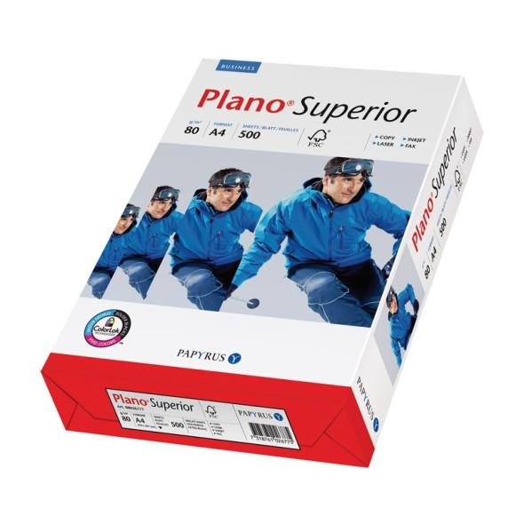 Kancelářský xerografický papír Plano Superior