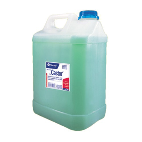 Tekuté mýdlo MERIDA CASTOR, zelené