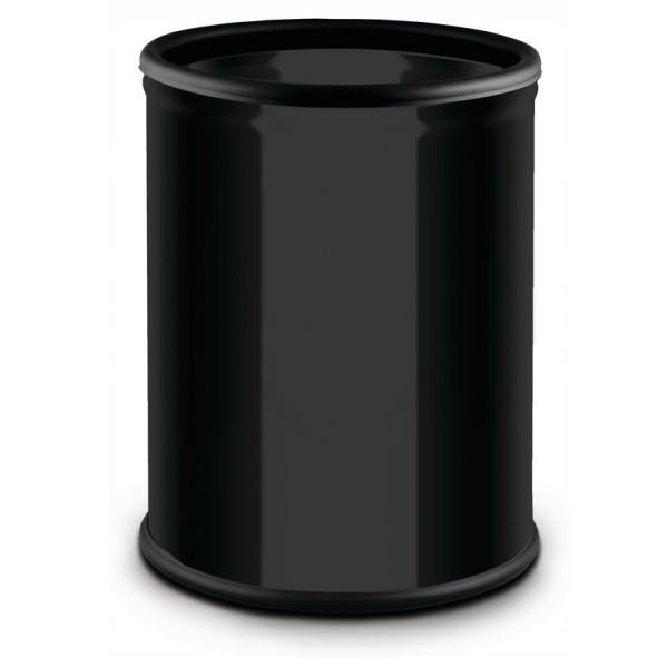Odpadkový koš 7 L, lakovaný černý