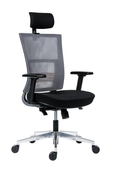 Kancelářská židle DELPHI, černá