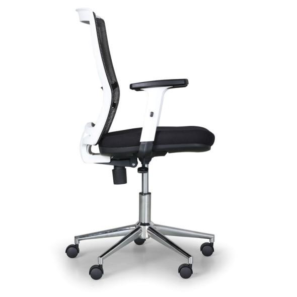 Kancelářská židle HAAG, černá