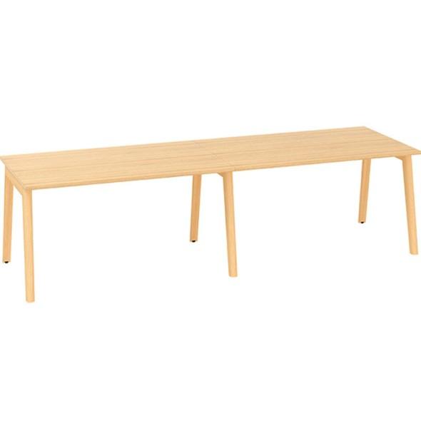 Konferenční stůl ROOT, 2800 x 1000 mm, dub