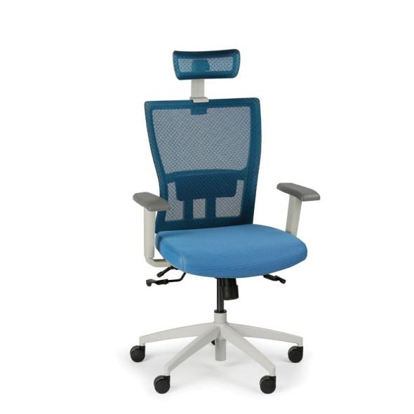 Kancelářská židle GAS, modrá