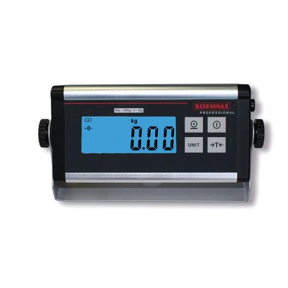 Přenosná plošinová váha SOEHNLE Professional 6858, 200 kg