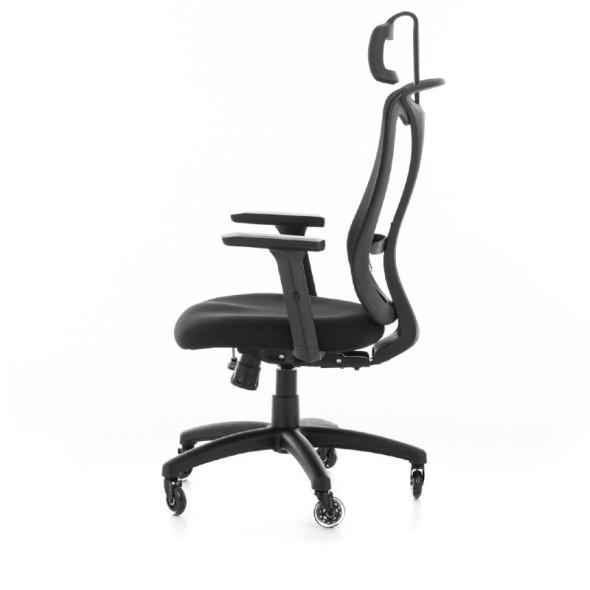 Kancelářská židle Conffice, černá