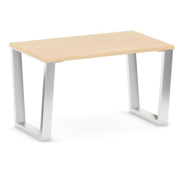 Konferenční stůl VECTOR, deska 1000 x 680 mm, buk