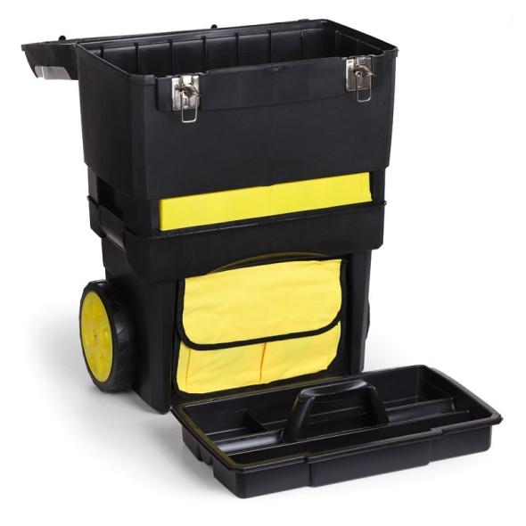 Pojízdný box na nářadí - 47 x 28 x 63 cm
