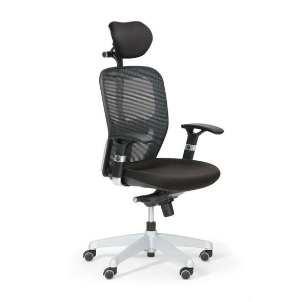 Kancelářská židle CALISTA, černá