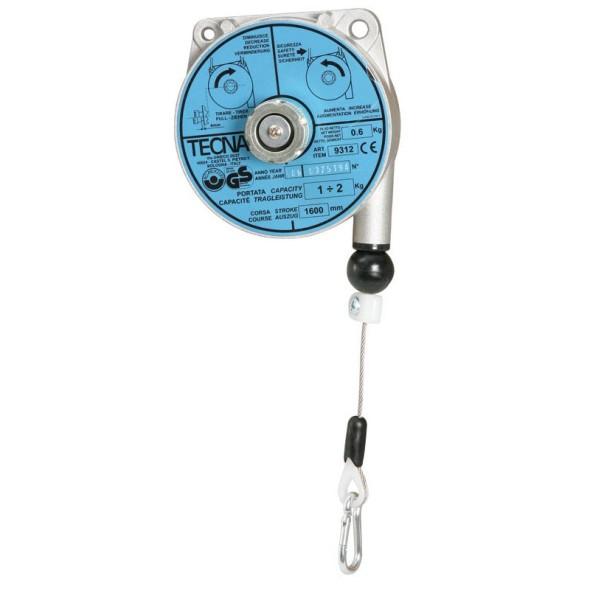 Vyvažovač TECNA 9313, 2-3 kg