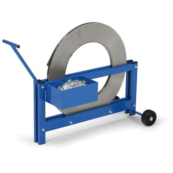 Odvíječ ocelové pásky