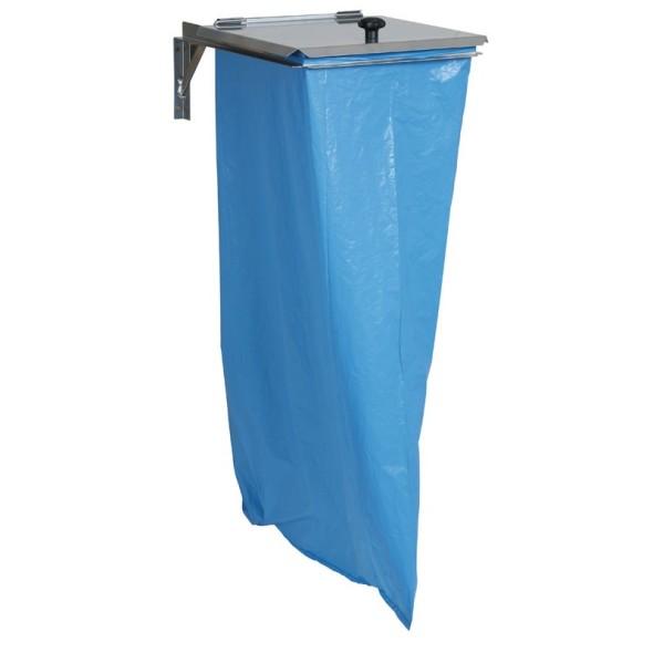 Držák na odpadkové pytle s víkem