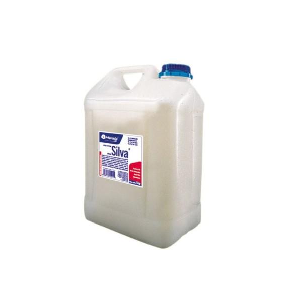 Tekuté mýdlo MERIDA SILVA, 5 kg