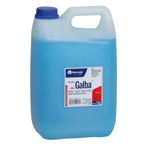 Tekuté mýdlo MERIDA GALBA, 5 kg