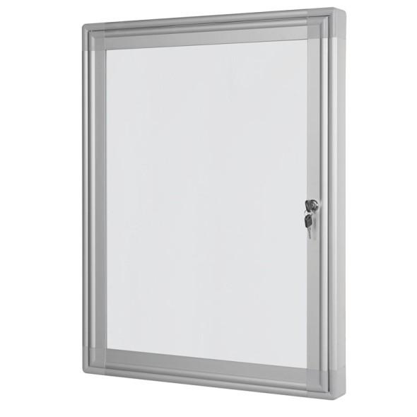 Venkovní vitrína s magnetickou tabulí, 781 x 1042 mm