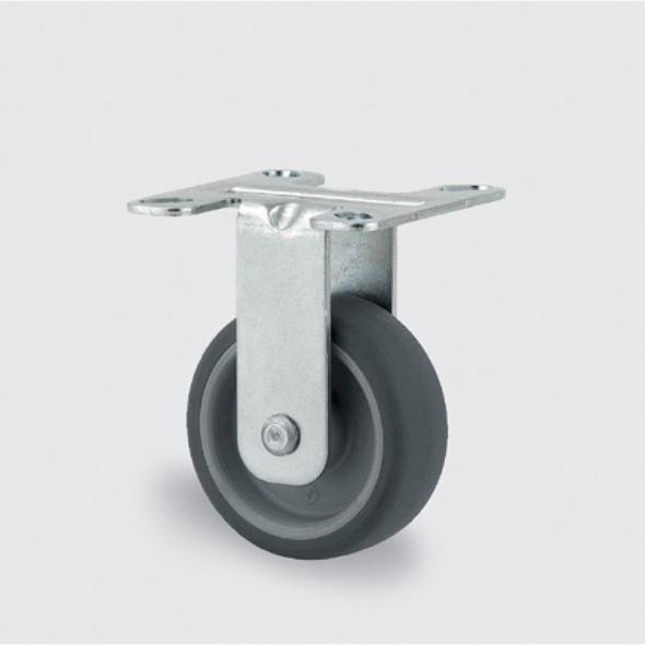 Přístrojové kolo šedé 50 mm
