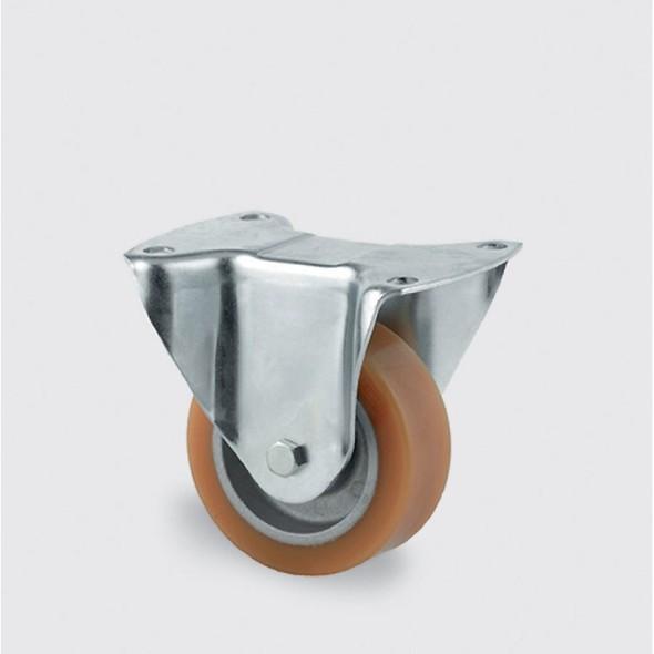 Polyuretanové kolo 100 mm, nosnost 200 kg