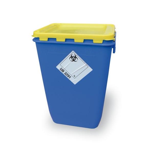 Klinik box - nádoba na zdravotnický odpad 50 L