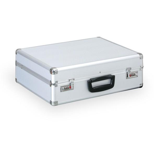 Kufr na nářadí s vnitřními deskami a číselným zámkem