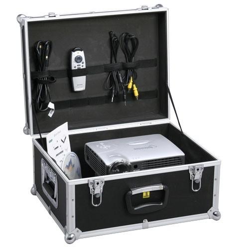 Přepravní kufr s vnitřním polstrováním AluPlus Toolbox 18