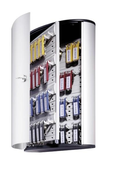 Hliníková skříňka na klíče KEY BOX 48 klíčů