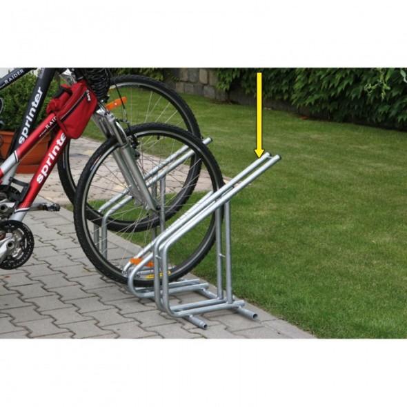 Kombinowany stojak na rower, wysoki