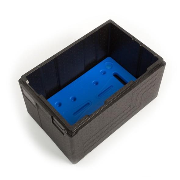 Płyta chłodząca do pojemników termicznych, 530 x 325 x 30 mm