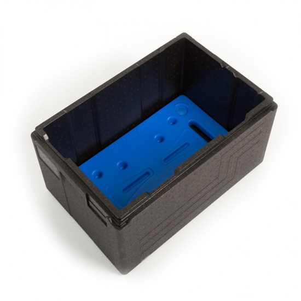 Płyta chłodząca do pojemników termicznych, 325 x 265 x 30 mm