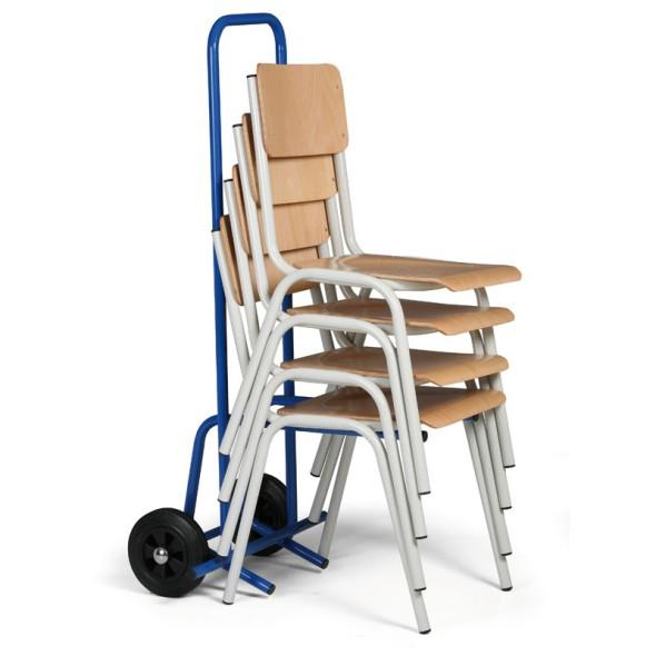 Taczka do przenoszenia krzeseł konferencyjnych