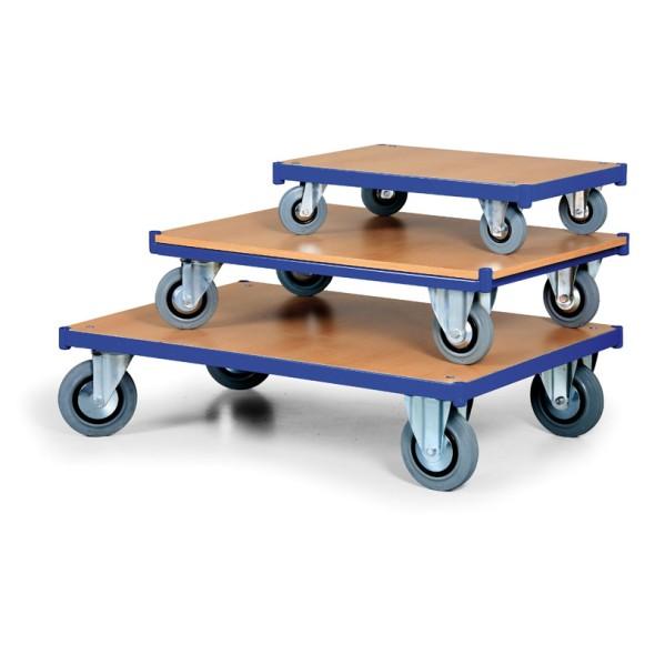 Modułowy wózek platformowy - podstawowa platforma