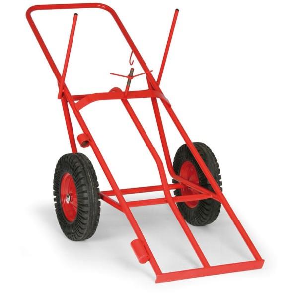 Wózek na 2 butle ciśnieniowe 1200-1600 mm