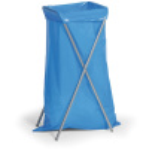 Składany stojak na worki na odpady